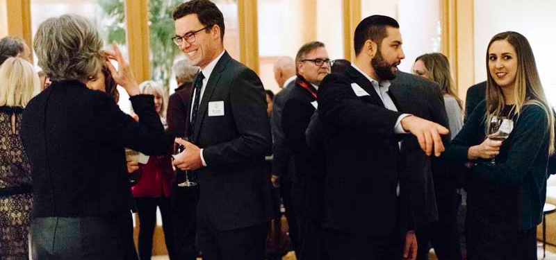 Great Networking Opportunities